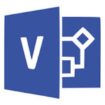 55190AC Microsoft Visio 2016/2013. Создание схем, графиков и диаграмм